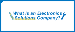 What is an Electronics Technology Trading Company?
