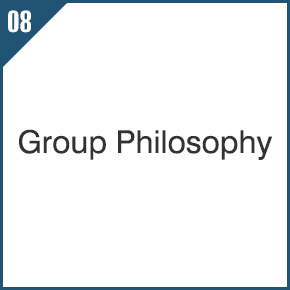 08 Group Philosophy